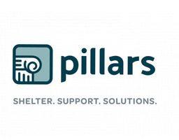 Pillars - Shelter. Support. Solutions.